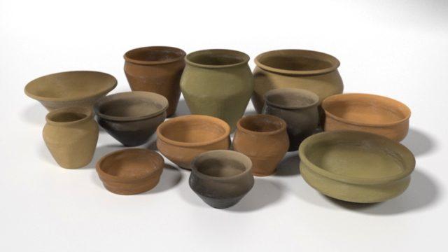 Keramikrekonstruktionen